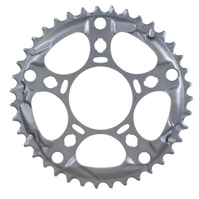 SHIMANO ULTEGRA 6703 52T X 130MM 10-SPEED TRIPLE SILVER BICYCLE CHAINRING