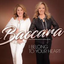 CD Baccara I Belong To Your Heart feat. Maria Mendiola & Christina Sevilla