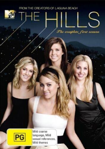 1 of 1 - The Hills : Season 1 (DVD, 2007, 3-Disc Set)