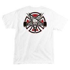 "Independent Trucks Indy x Thrasher Pentagram Cross Skateboard Sticker 5/"""