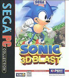 Sonic 3D Blast (PC, 1997) for sale online   eBay