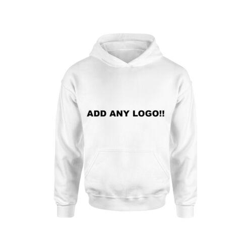 Personalised Custom Printed Hoodie Unisex Stag Hen Photo Workwear Event Hoody