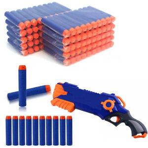 100PCS-GUN-SOFT-REFILL-BULLETS-DARTS-ROUND-HEAD-BLASTERS-FOR-GUN-TOY-KIDS-GIFT