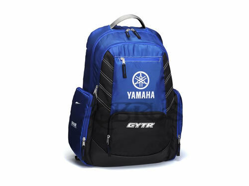 Genuine Yamaha 18 Paddock Blue GYTR Backpack ATV QUAD MOTORCROSS ACCESSORIES