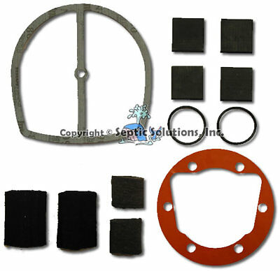 Gast K882 rotary vane repair kit RV03,RV05,AT03,AT05