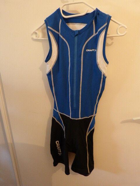 Combinaison de triathlon CRAFT  femme Dimensione s (BP01)