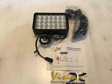 Vision X Xmitter 8 Double Stack Flood Beam 24 3 Watt Led Light Bar 9 36v Dc