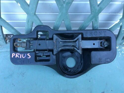 Toyota Prius Hybrid 2006 Jack Spare Tire Tools Tray Holder 64777-47010