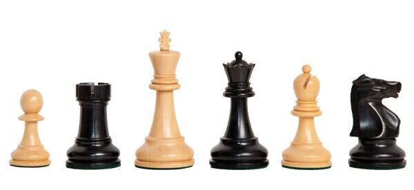 The nuovo Fischer Spascielo Series Commemorative Chess  Set - Pieces Only - 3.75  Kin  Negozio 2018