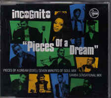 Incognito-Pieces Of A Dream cd maxi single