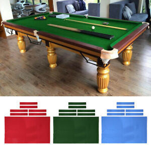 7ft//8ft Pool Table Cloth Table Felt Replacement Tablecloth Accessories