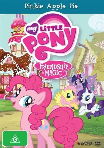 1 of 1 - My Little Pony: Friendship is Magic - Pinkie Apple Pie DVD NEW