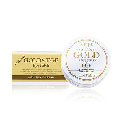 [PETITFEE] Premium Gold & EGF Eye Patch - 1pack (60pcs)