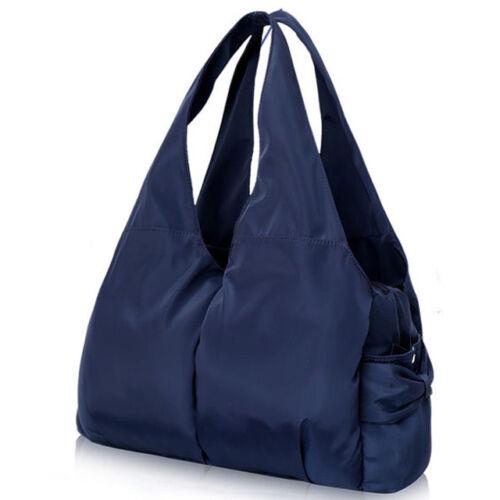 Womens Light Weight Designer Office Tote Bag Ladies Shoulder Handbag Work New