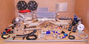 Dodge-Avenger-95-99-420A-2-0L-T3-T4-Turbo-Kit-TurboCharger-System-Huge-Package