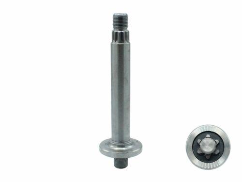 Messerwelle 162mm passend für Mastercut 92-155 13AM761E659 Rasentraktor
