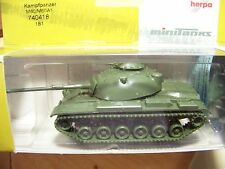 HO MINITANKS M60 / M60A1 Heavy Battle TANK # 740418 ( 181 )