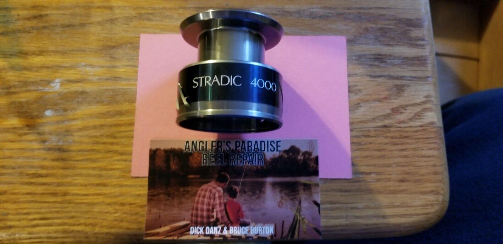 Shimano reel repair parts (spool Stradic 4000 XG)