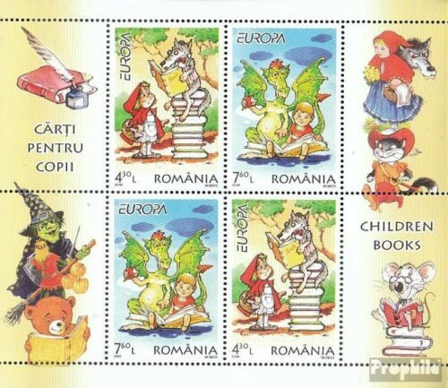 Romania Block467I complete.issue. unmounted mint never hinged 2010 Europe c