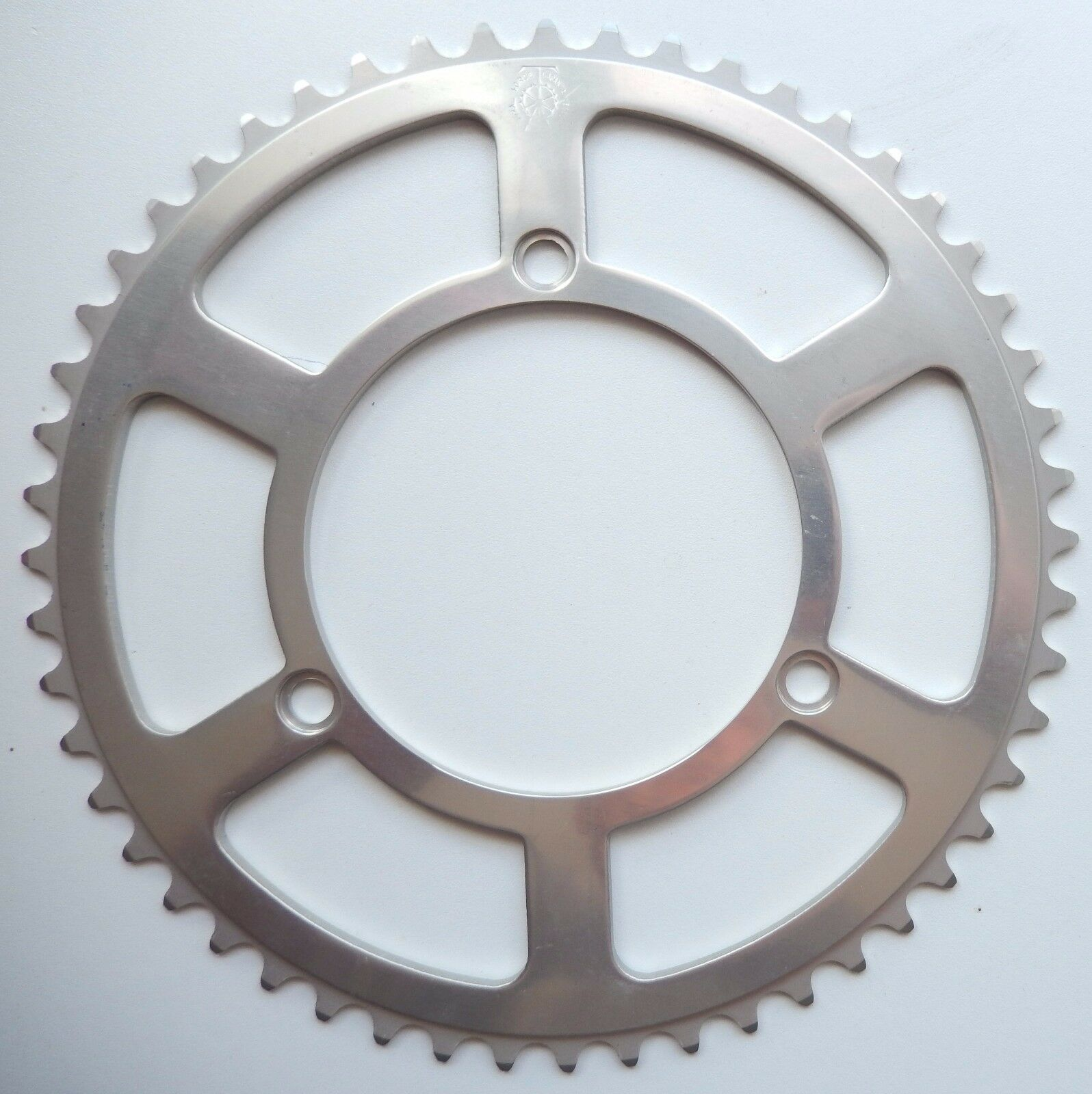 NOS  VINTAGE T.A TEVANO 3 holes CHAINRING  52 - PLATEAU (52a)  big discount prices