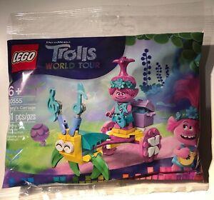 Lego 30555 Poppy S Carriage Trolls World Tour 51 Pieces