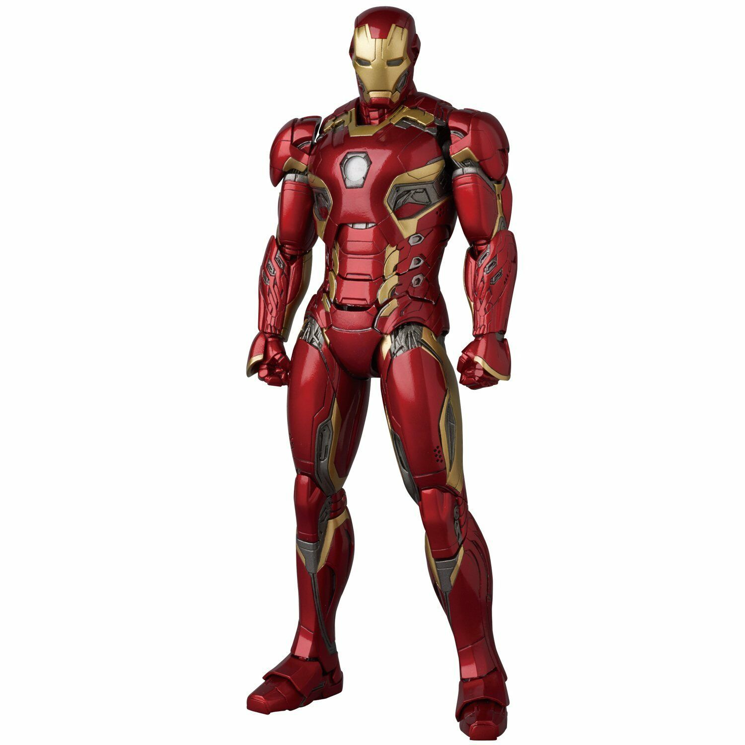 MAFEX Avengers Age Of Ultron Iron Man Mark 45 Japan version