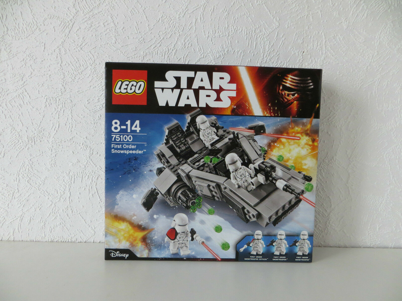 Lego Star Wars 75100 75100 75100 First Order Snowspeeder 7c870d