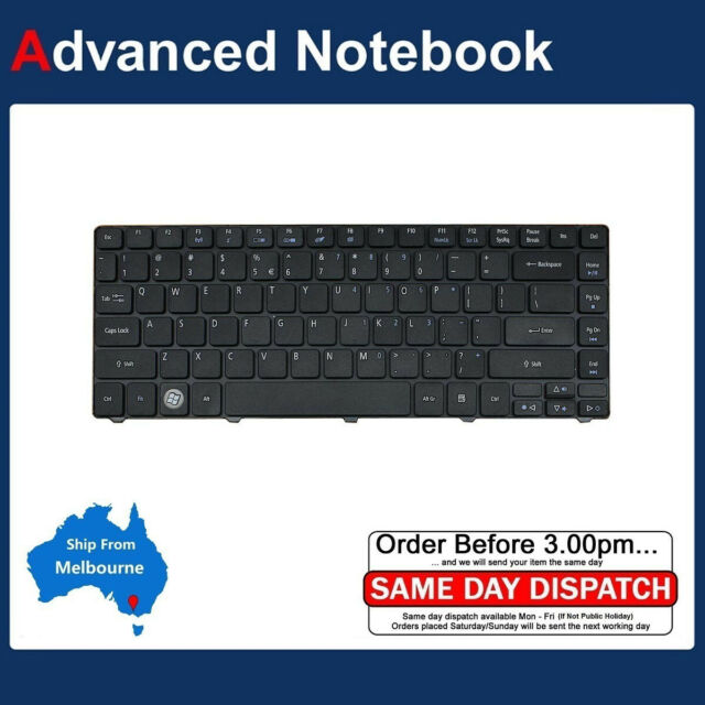 Keyboard for Acer Aspire 3810 3810T 4810T 4810 3820T 3820TG 3820TZ 4820T