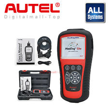 Autel MD802 All System OBD2 Auto Diagnostic Tool Scanner Airbag EPB ABS DS Model