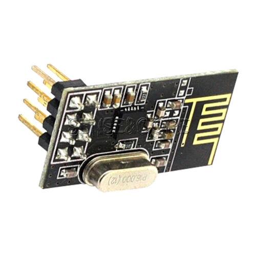 2PCS NRF24L01 2.4GHz Antenna Wireless Transceiver Module Microcontroller