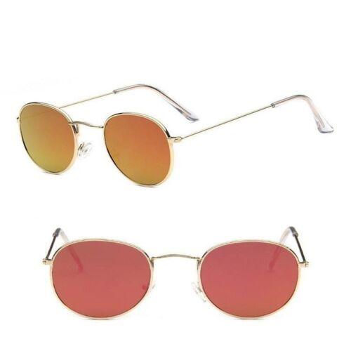 Runde Sonnenbrille Für Frauen Designer Sonnen Für Damen Mode Sommer Fashion