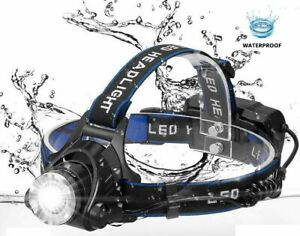 8000LM-XM-L-T6-LED-Headlamp-Zoomable-Headlight-Flashlight-AA-Head-Rechargeable