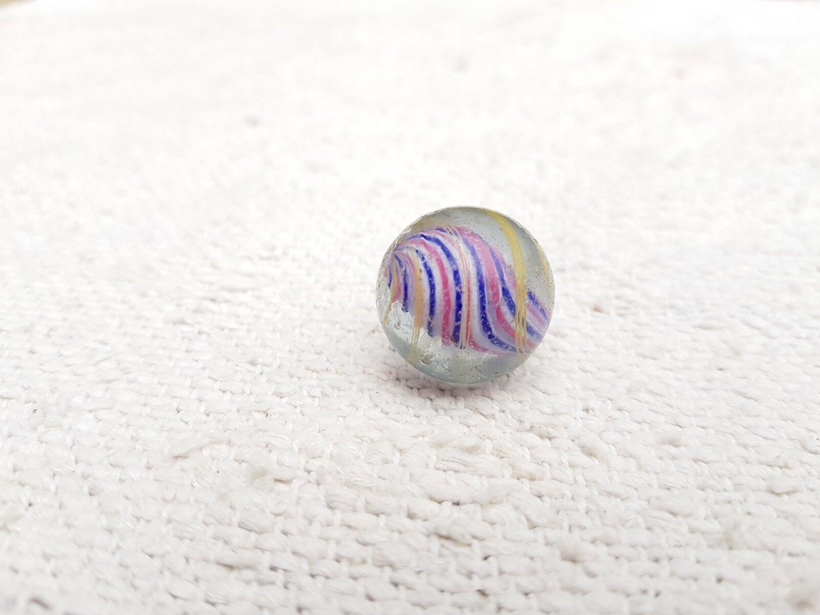 Zwanziger vintage - original handgefertigte sich kern schwenken 0,8  glas marmor - deutschland