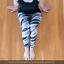 da Stretching Fitness Stretching Leggings Pantaloni yoga axTUURFqwn