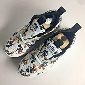 1a3eea4b5a7a2 Details about Vans UltraRange Mickey Mouse °o° 9 US Men/ 10.5 US Women -  Disney Shoes