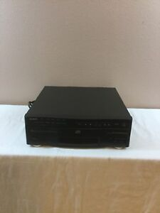 Sony-Cdp-c322m-5-disc-CD-Changer-Player-Compact-Disc-Carousel