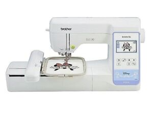 Brand-New-Brother-Disney-Embroidery-machine-Make-an-offer
