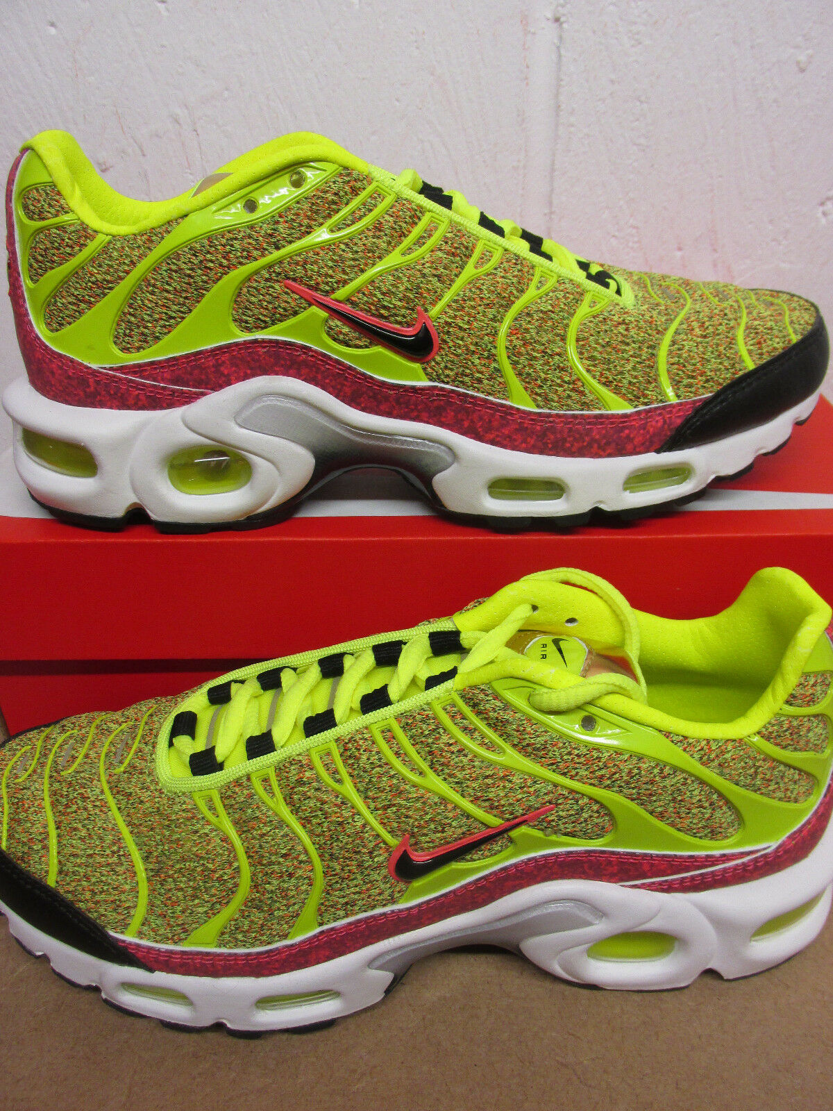 Nike Womens Air Max Plus SE Womens Running Trainers 8622018 700 Sneakers Shoes Seasonal price cuts, discount benefits