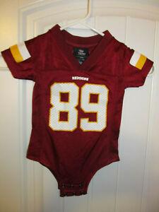 size 40 0a7bd 31112 Santana Moss - Washington Redskins Jersey - Reebok Infant 6 ...