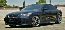 SML AUFKLEBER BMW E60/ E61 US Optik Sticker Style USA Look Sidemarker Reflektor