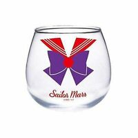 Pretty Guardian Sailor Moon Crystal Yura Yura Glass Tumbler Cup Sailor Mars _us