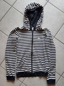 Zu Adidas Hoodie Gestreift Jacke S Gr Details 34 Damen W2DY9EHbeI