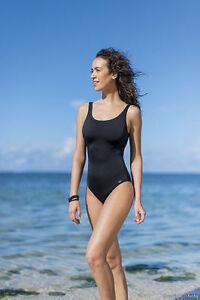 Damen Badeanzug Einteiler B-Cup