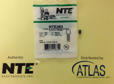 NTE NTE383 TRANSISTOR PNP SILICON 120V IC=1A AUDIO FREQUENCY DRIVER