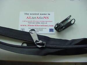 ONE METRE No10 XXX HEAVY DUTY VISLON ZIP 10mm Continuous chain