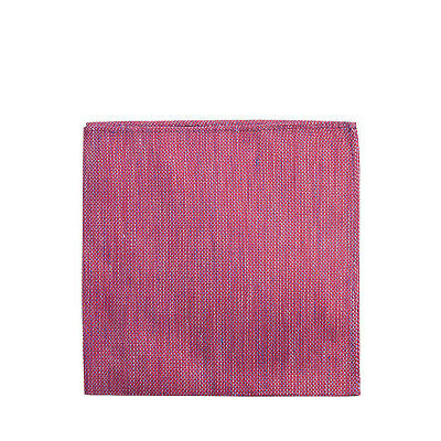 NEW Ben Sherman Pocket Square Red