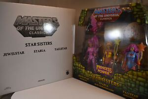 Mattel Masters Of The Universe Classics Motuc Star Sisters Scellé Nouveau