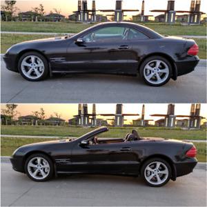 Mercedes SL600 V12 Bi-Turbo 493HP Low KM MINT