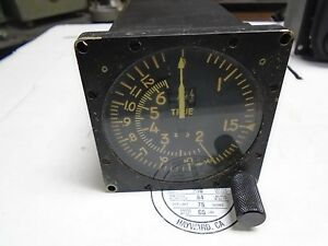 Indicator Airspeed and Mach Number Kollsman,type me-1 p/n 1957-4-03