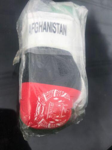 AFGHANISTAN FLAG Mini Boxing Gloves Ornament BRAND NEW